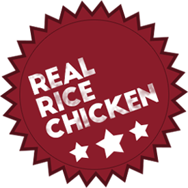 REAL RICE CHICKEN